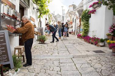 Le strade di Alberobello by goonerscalise