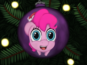 Shiny Bauble by RedQuoz