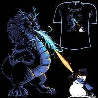 Woot Shirt - Make My Icy Day by fablefire