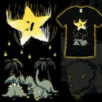 Woot Shirt - Lucky Stars by fablefire