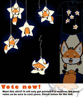 Woot Shirt - Star Fox Adventures by fablefire