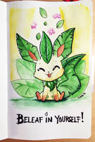160226 Beleaf In Yourself by fablefire