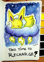 160331 Time To Recharge by fablefire