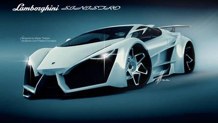 Lamborghini SINISTRO by mcmercslr