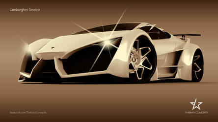 Lamborghini Concept by mcmercslr