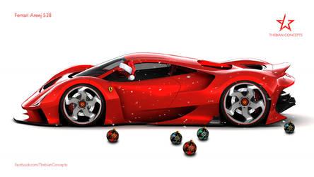 Ferrari Areej 538 by mcmercslr