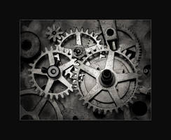 Clock Gears by solodaddy
