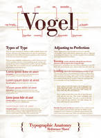 Typographic Anatomy by morowhitewolf
