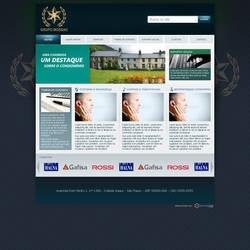 Grupo Mossad - New Site by PoeBellentani
