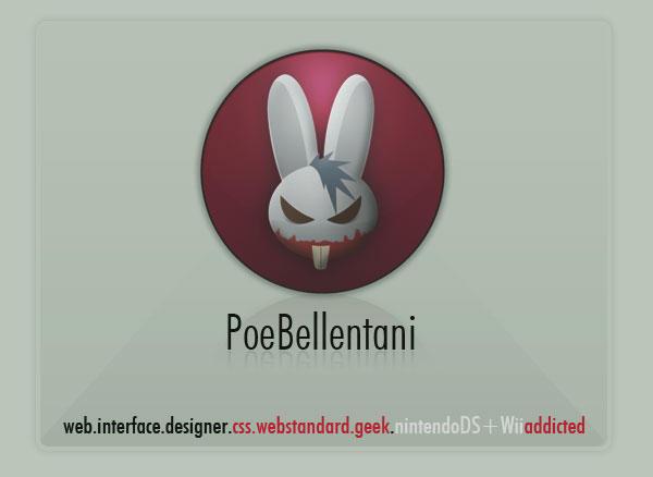 PoeBellentani's Profile Picture