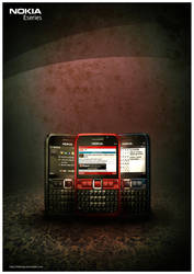 Discover Nokia Eseries by LokiMuje