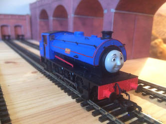 Wilbert by GBHtrain