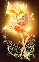 My fiery friends by alamisterra