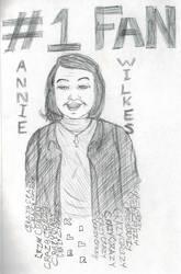Inktober~15 (Annie Wilkes) by Hi-itsFukuro01