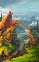dragon by KalaNemi