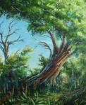 the tree by KalaNemi