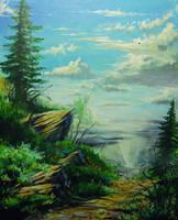 the path by KalaNemi