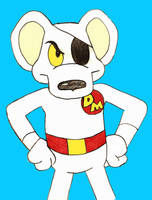 DANGER MOUSE by immi-love