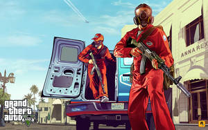 Grand Theft Auto V - GTA 5 by Warzer-Store