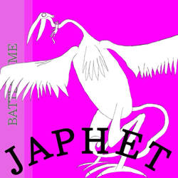 JAPHET, THE FIRE BIRD!! (With the best theme) by Pedropokefan