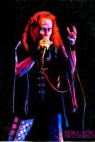 Ronnie James Dio - II by RonnySkoth
