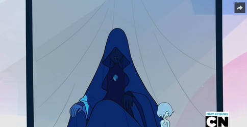 Blue Diamond by LadyLunarScorpio