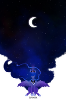 Veil of Night by Supremeowl