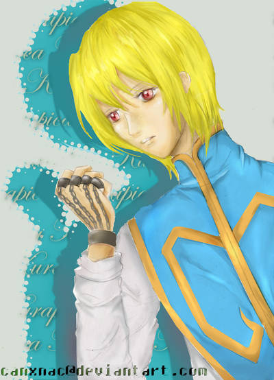 Happy B-Day Kurapika XD by canxnac