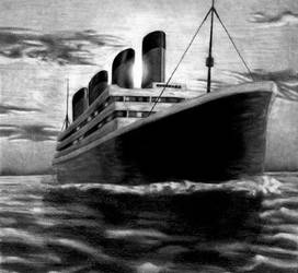 Titanic by foofinu