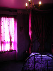 Bedroom 01 by Audrade-Stock