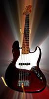 Fender Jazz Bass by Daking9
