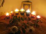 Sostice Altar2012 by ladym317