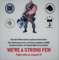 Tf2 Heavy Day by Kravovich