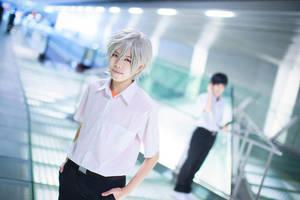 Neon Genesis Evangelion: I will always be here. by TsubakiG