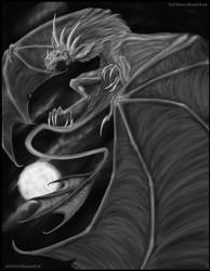 Full Moon Blood Hunt by teblad
