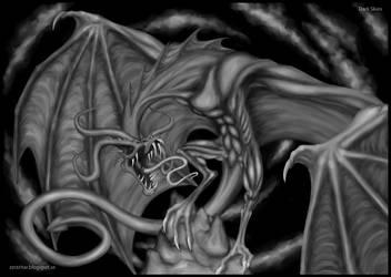 Dark Skies by teblad