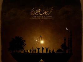 ll shahar ramadan al mubark ll by AymanStyle
