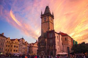 Prague by ferrohanc