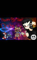 Happy birthday Rita  by starbrst183