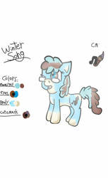 Winter Song  (in memory of my Grammy ) by starbrst183