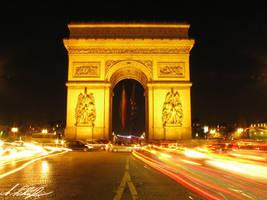 Arc de Triomphe by Stratege