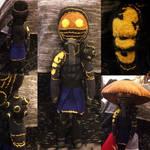E.Y.E Divine Cybermancy - Cilufer the librarian by Jack-O-AllTrades