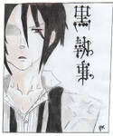 Sebastian Kuroshitsuji by zero-lealtad