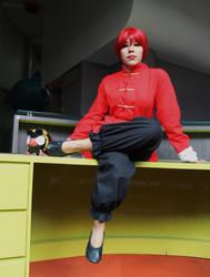 Ranma P-chan by zero-lealtad