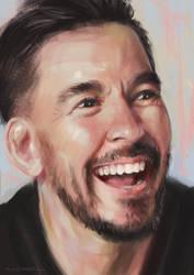 Mike Shinoda by NikiVaszi