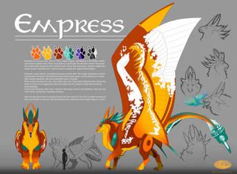 [Personal] Empress Dutchie by Aliena-Cordis