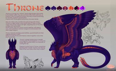 [Personal] Throne Dutchie by Aliena-Cordis
