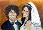 Just married by NashiraManlia