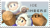 Ice Climbers Stamp by yukidarkfan