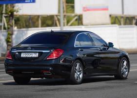 Mercedes-Benz S500 2014  S-Klasse by SKYLiNE-AnD-GTR-RuS